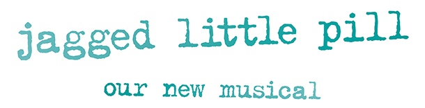 jagged little pill: our new musical logo